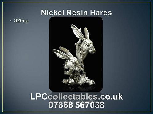 320np Nickel Resin Hares