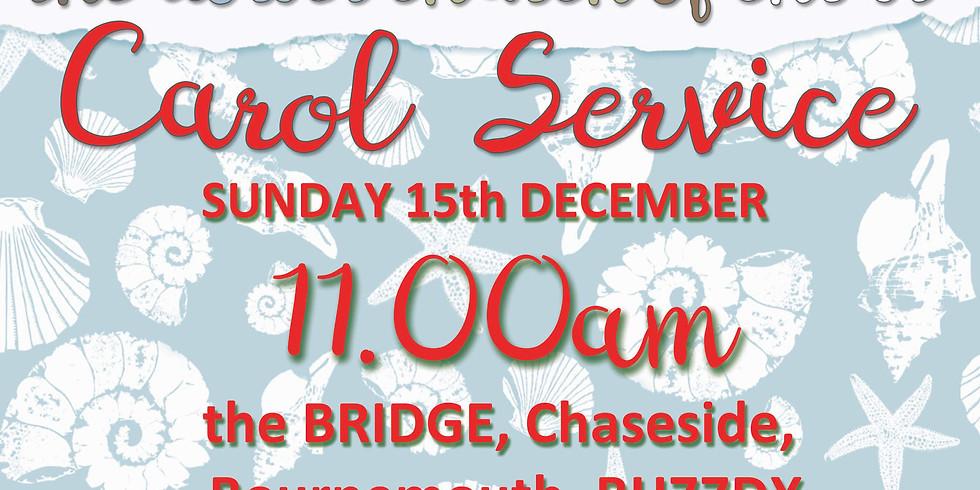 Christmas Carol Service @ The Bridge