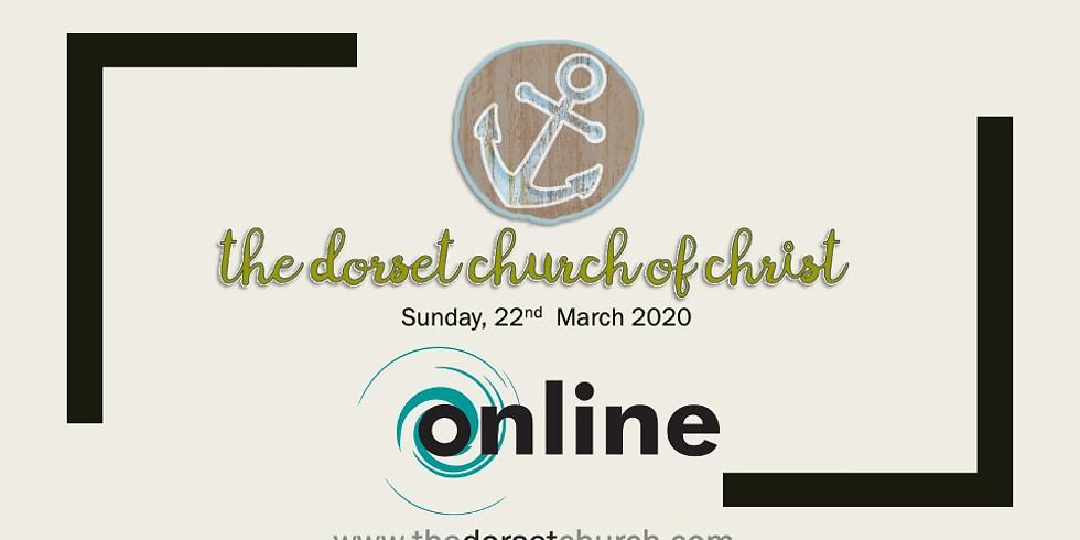 Sunday Service @ Zoom