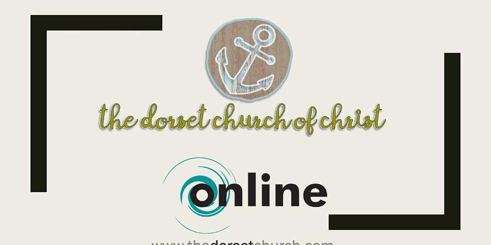 Virtual Sunday Service @ Zoom