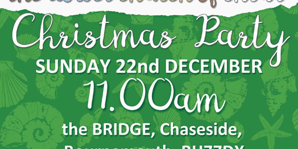 Christmas Party @ The Bridge