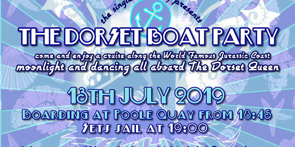 The Dorset Boat Party