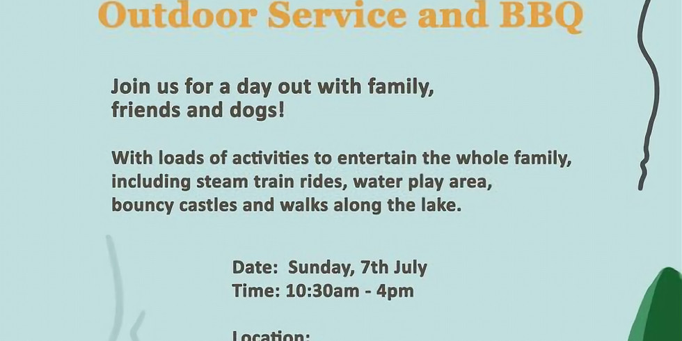 Thames Valley Church Outdoor Service & BBQ