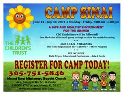 Camp Sinai Flyer (1)
