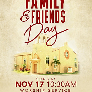 Family and Friends Day 2019