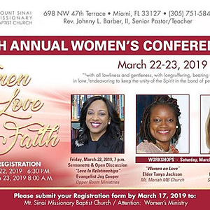 13th Annual Women's Conference