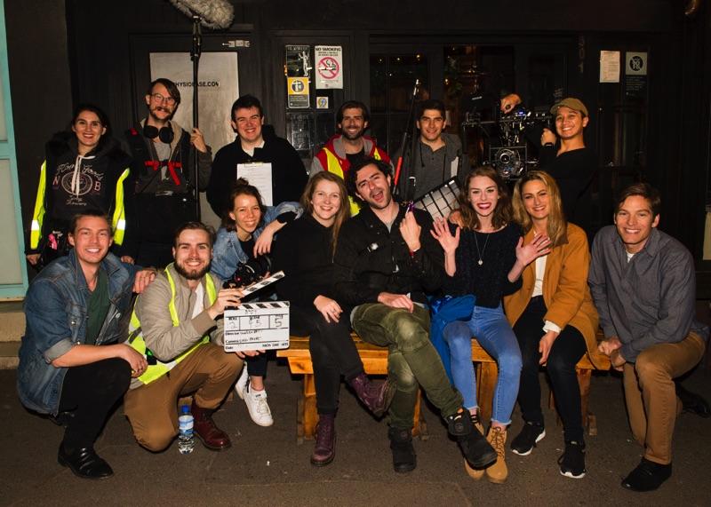 Absit film crew LONEROSS PRODUCTIONS