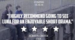 film review LONEROSS LUNA FILM