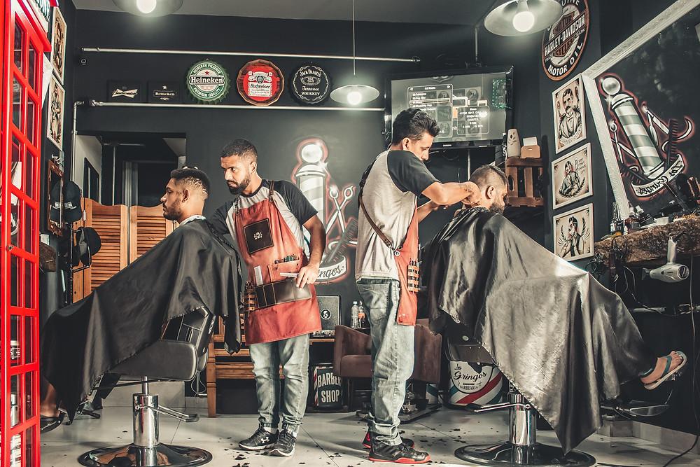 Evie Studios Barber Shop