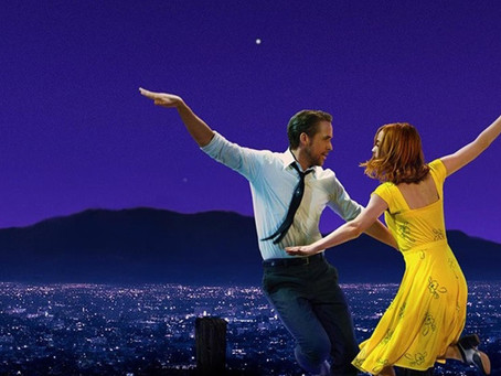 Watch how they rehearsed the 'La La Land' opening