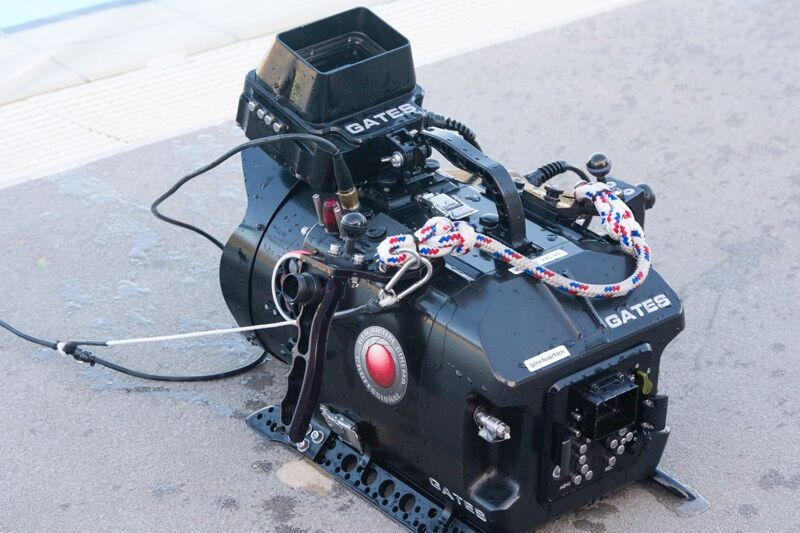 red camera LONEROSS Absit film