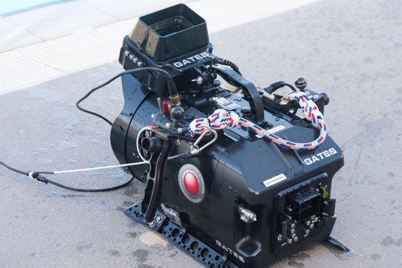 red camera LONEROSS Absit film