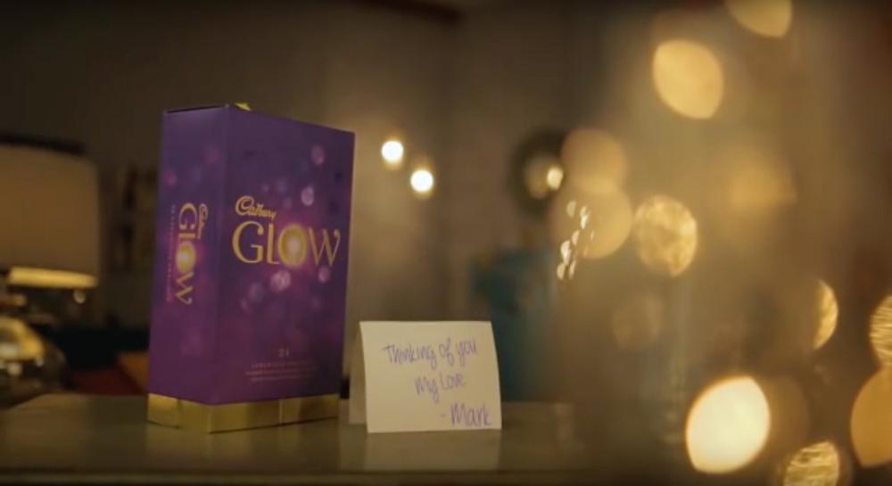 Evie Studios cadbury gift advertisment