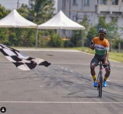 2018 Chennai crit breakaway win