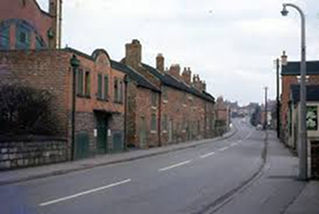 The Club before the 70s Extension