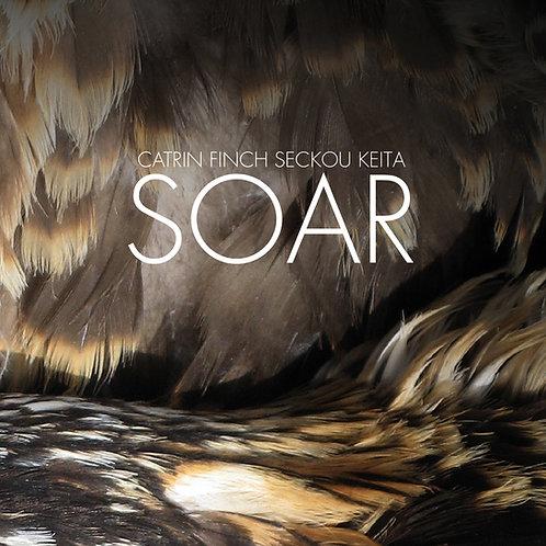 Catrin Finch and Seckou Keita: 'SOAR' CD