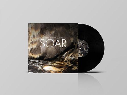 Catrin Finch & Seckou Keita 'SOAR' Vinyl