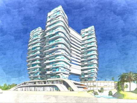A novel residential tower