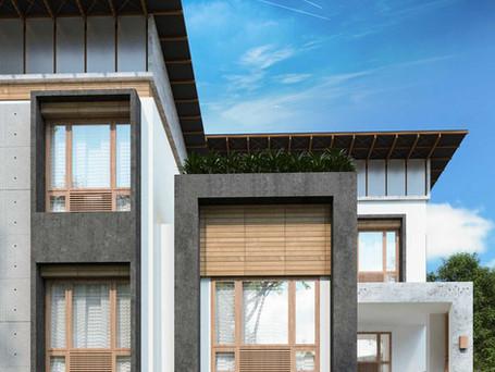 A monotone villa