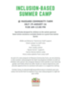 Inclusion-based summer camp autism Connecticut