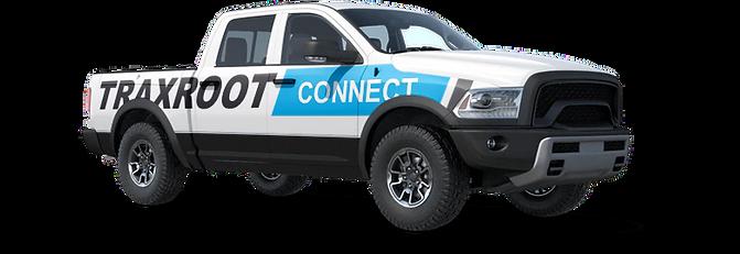 Traxroot Connect Truck