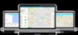 Traxroot field service management software dashboard