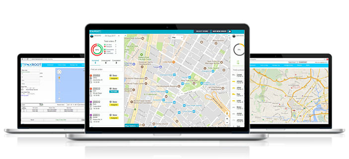 Field management software dashboard to get better insight