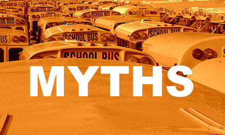 Top 3 Myths of School Bus  GPS Tracking - Busted!