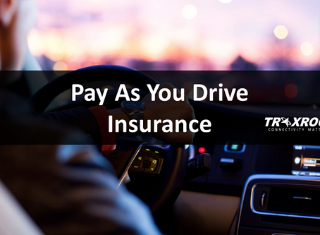 What is Pay As You Drive Insurance?