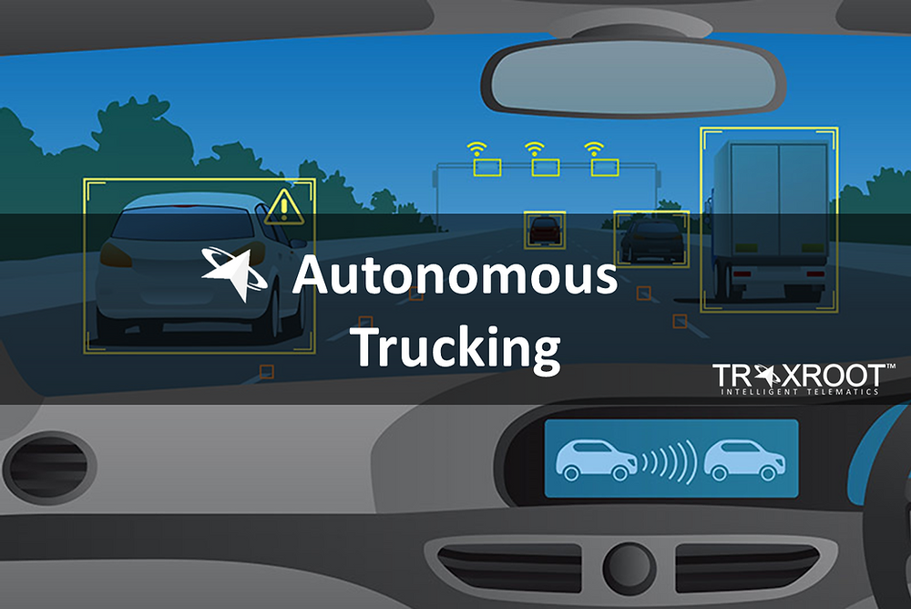 autonomous trucking fleet management