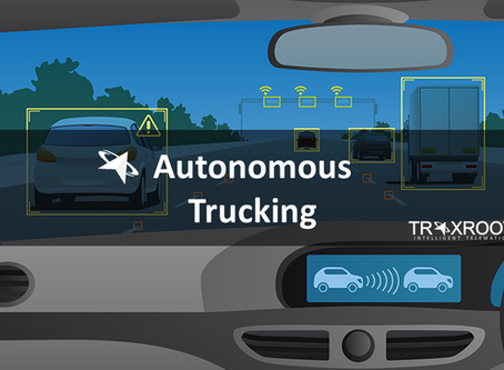 Benefits of Autonomous Trucking in Fleet Management