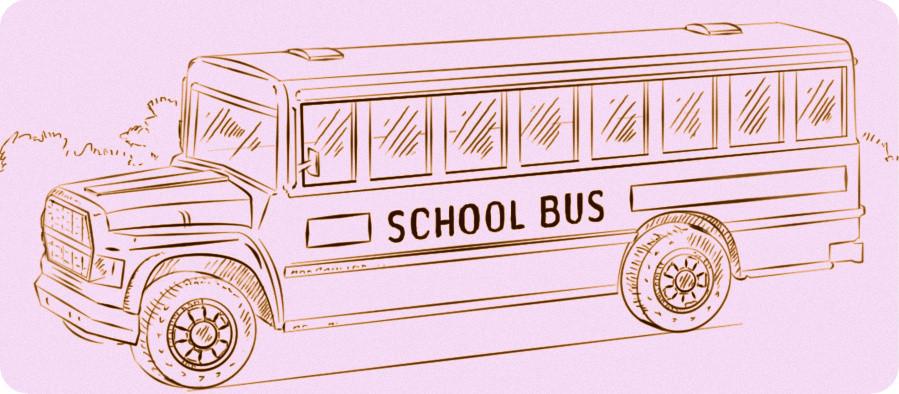 School bus RFID