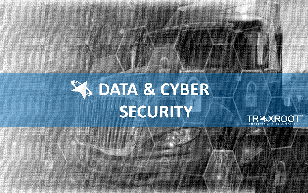 data security measures in fleet management and connected cars