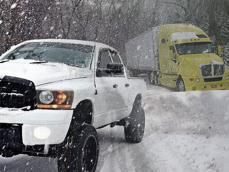 Top 10 Winter Tips To Prepare Your Trucks or Vehicles in US, Canada & UK