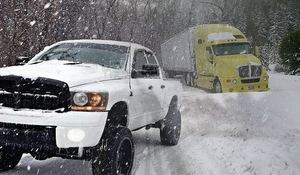 10 winter tips for trucks in the US and Canada