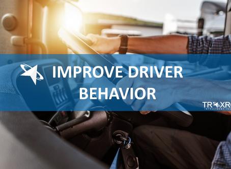 8 Ways to Improve Driver Behavior with a Modern Fleet Management System