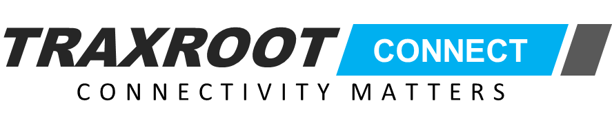 Traxroot connect logo