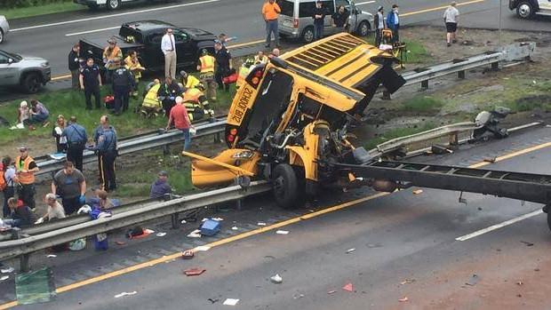 prevent school bus accident