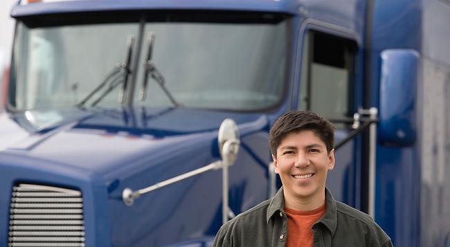 Traxroot Testimonials lady truck
