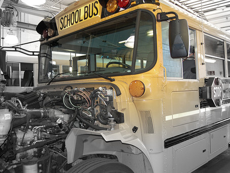 Top 5 School Bus Maintenance Tips for Safety