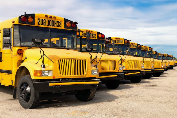 school bus recall