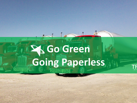 Go Green | 8 Benefits of Going Paperless in Fleet Management