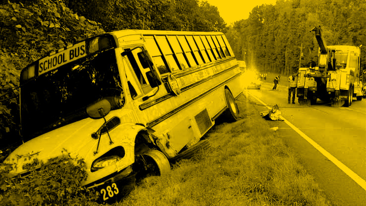 SCHOOL BUS ACCIDENT SITUATIONS