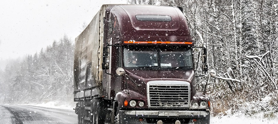 Winter fuel management for trucks during 2019
