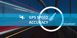 GPS speed and speedometer accuracy