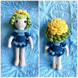 Reina the Flower Girl