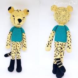 Geeta the Cheetah