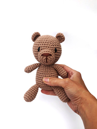 Toffee the Teddy Bear
