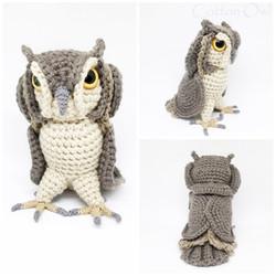 Screech the Owl