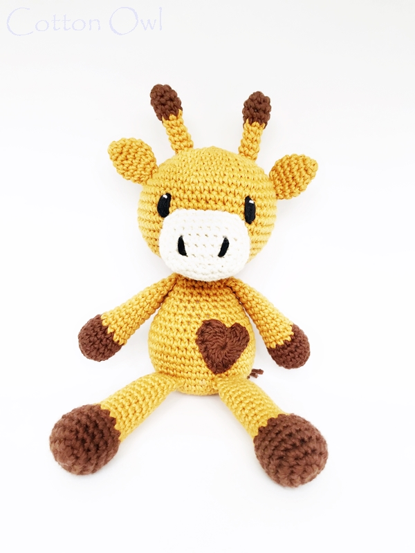 Giraffe Gabrielle